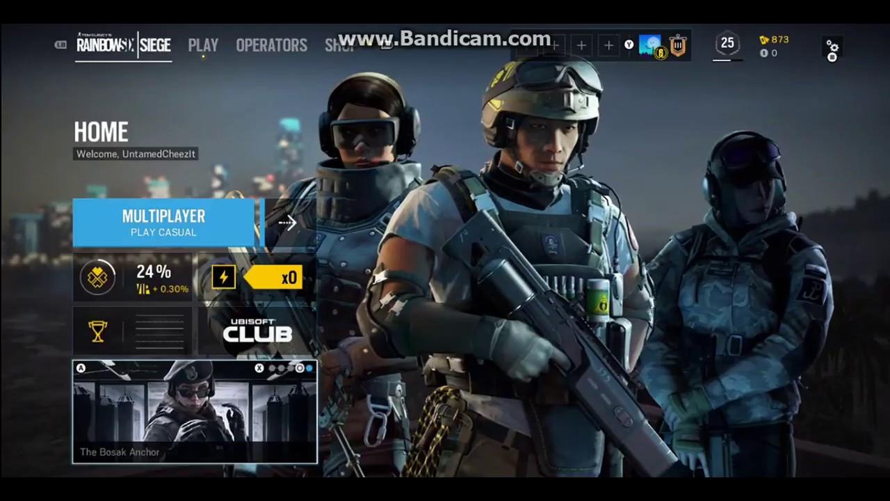 New operator rainbow six siege zofia bosak youtube - Rainbow six siege bosak ...