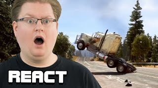 React: Accidental Win - Dude Perfect!