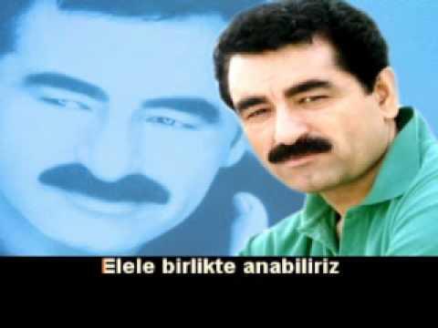 İbrahim Tatlıses - Biz Türküz Biz Kürdüz - karaoke