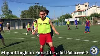 Xi sbordone league europa league ottavi di finale mignottingham forest-crystal palace