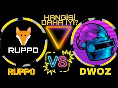 DWOZ VS RUPPO PUBG TİKTOK VİDEOLARI #1