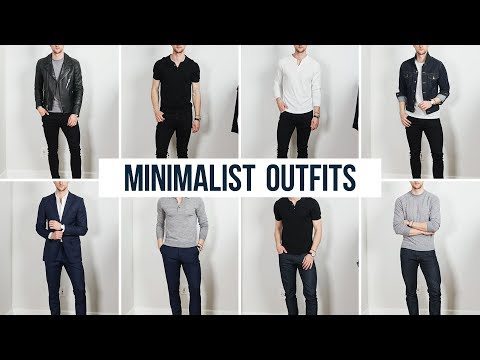 15 Minimalist Spring/Summer Outfits   Men's Fashion   Outfit Inspiration