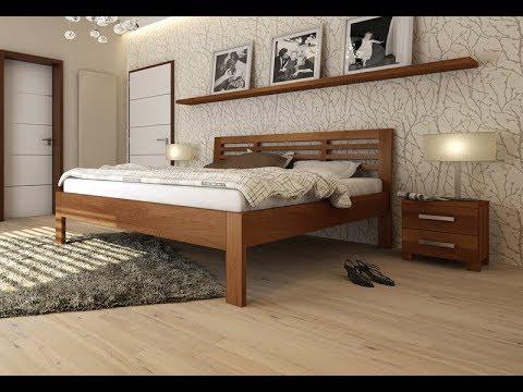 3b4bf720ae92 Dřevěné postele z masivu od Spíme cz