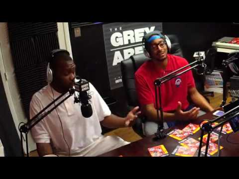 The Grey Area | Show #37 | Indy Business | Indy Hoop Fest | Lebron Vs Durant | 6/16/17