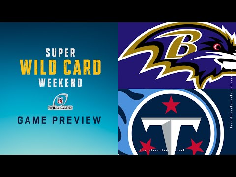 Baltimore-Ravens-vs.-Tennessee-Titans-NFL-2021-Super-Wild-Card-Weekend-Preview