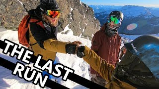THE LAST RUN - SNOWBOARDING ADVENTURE
