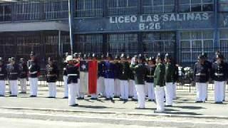Juramento a la bandera 2009 - Bomberos de Talcahuano