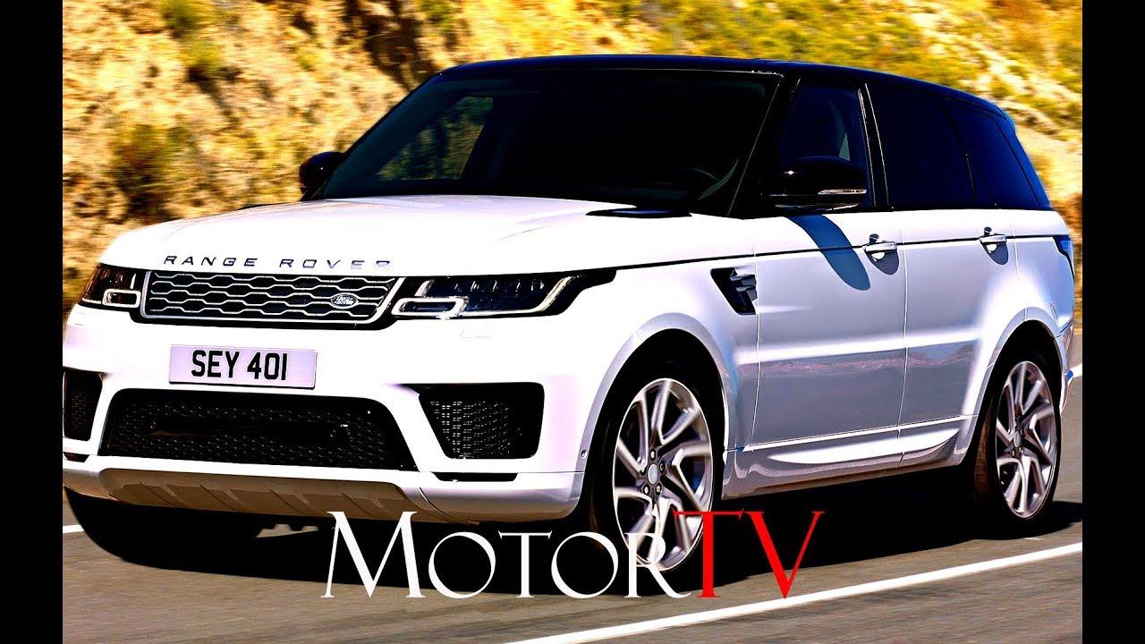 Range Rover Evoque 2018 Interior >> NEW 2018 RANGE ROVER SPORT l EXTERIOR l INTERIOR l DRIVING SCENES - YouTube