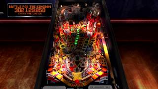 Pinball Arcade - Medieval Madness - Battle for the Kingdom - Wizard goal