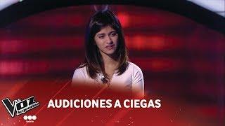 """J. Gallipoliti - """"If I ain't got you"""" - Alicia Keys - Audiciones a ciegas - La Voz Argentina 2018"""