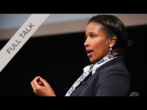 Ayaan Hirsi Ali with Maajid Nawaz – Alan Howard Foundation / JW3 Speaker Series