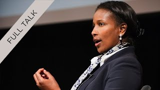 Ayaan Hirsi Ali with Maajid Nawaz – Alan Howard Foundation / JW3 Speaker Series