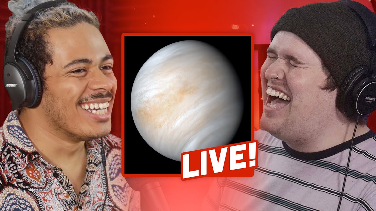Is There Life On Venus? | Sci Guys Live! (Clip)