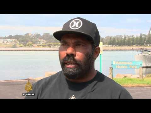 Indigenous Australians demanding their fishing rights