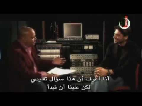 Sami Yusuf Interview on ShababTV Part 1/4
