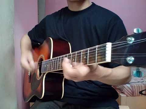 Lagu Anak Cicak Cicak Di Dinding | Guitar