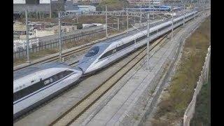 CRH380A+CRH380A, China Railway武廣高鐵(Wuhan-Guangzhou High-Speed Railway)