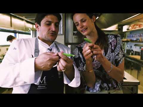 What's Cooking #9: En Cuisine Avec Le Meilleur Chef Du Monde Mauro Colagreco - L'OFFICIEL