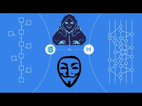 HASHGRAPH vs. BLOCKCHAIN 2021| HBAR Coin | Should you invest in Hashgraph 2021?