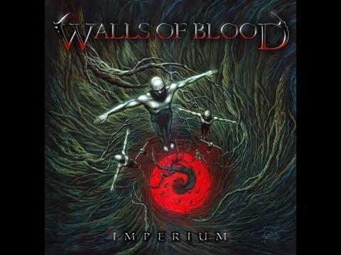 WALLS OF BLOOD feat. former Megadeth guitarist Glen Drover new album lots of guests!