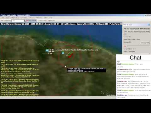 Episode 7 Part 14 Land Combat and Ballistic Missiles! - Command: Modern Air/Naval Operations