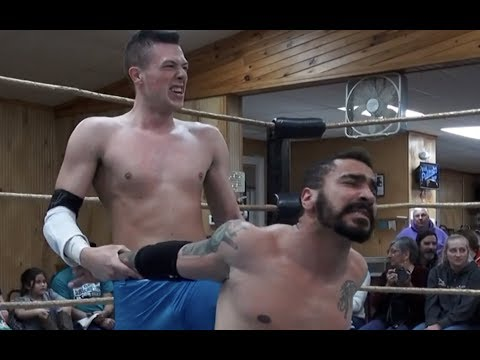 Aiden Aggro vs Brett Domino - Limitless Wrestling Let&39;s Wrestle Chaotic Beyond