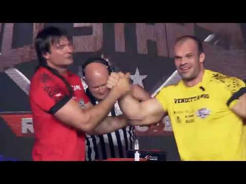 Армрестлинг Денис Цыпленков vs Девон Ларрат Armwrestling Denis Cyplenkov vs Devon Larratt