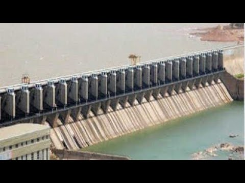 Wind Power| Thermal power  and Almatti Dam View from Train|Must watch