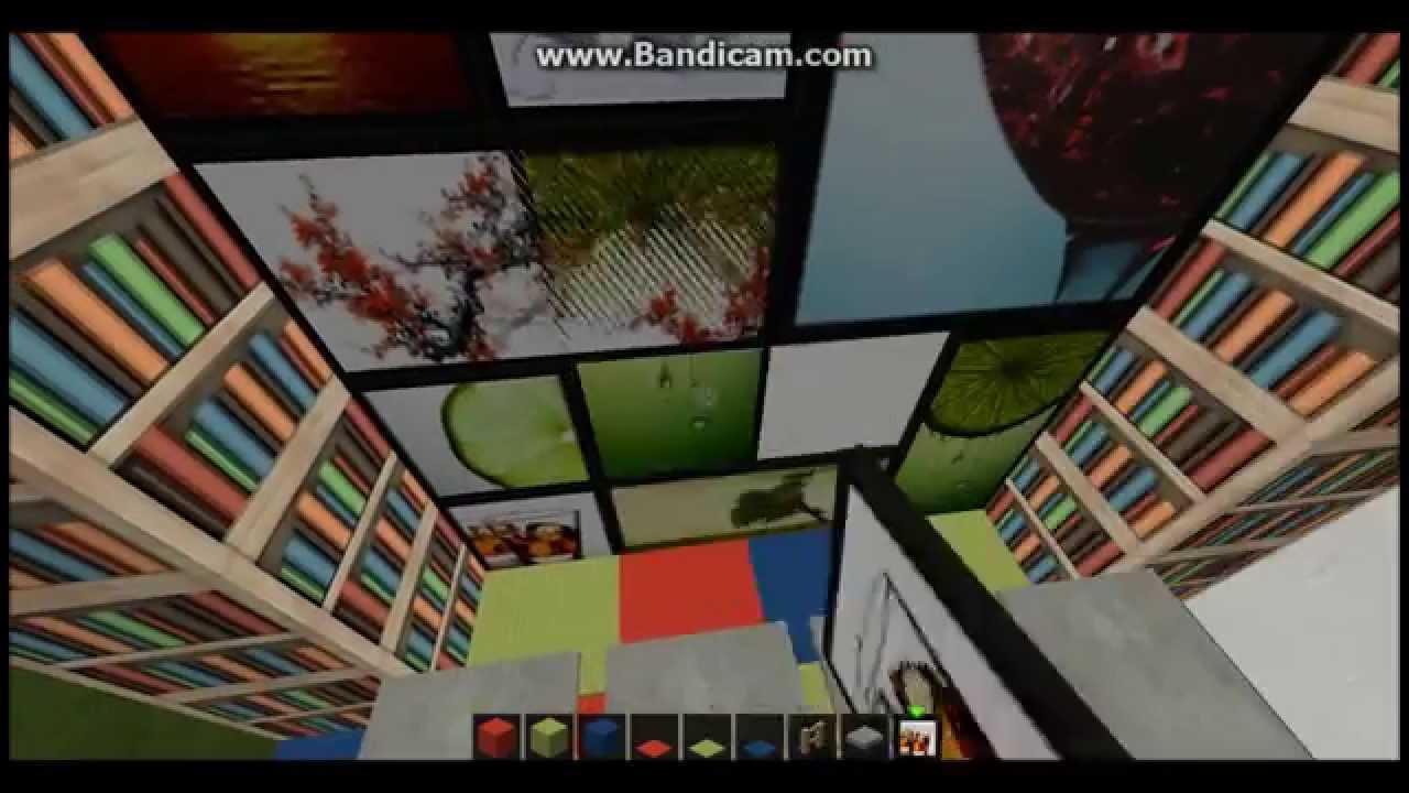 Minecraft einrichtungsideen k che wohnzimmer arbeitszimmer bad youtube - Minecraft wohnzimmer ...