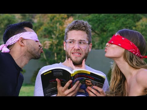 Worst Blind Date Ever | Hannah Stocking, Anwar Jibawi & Jeff Wittek