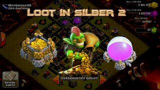 "Lets Play Clash of Clans #43 ""Loot in Silber 2-Loot Days"" [HD] GER/DEUTSCH"