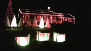 Clark Family Christmas Lights -