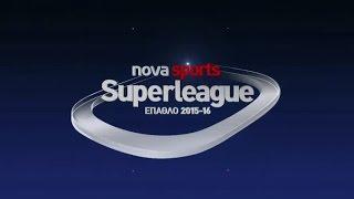 Έπαθλο Novasports Super League 2015-2016, Μ. Τετάρτη (27/04) στις 22.00