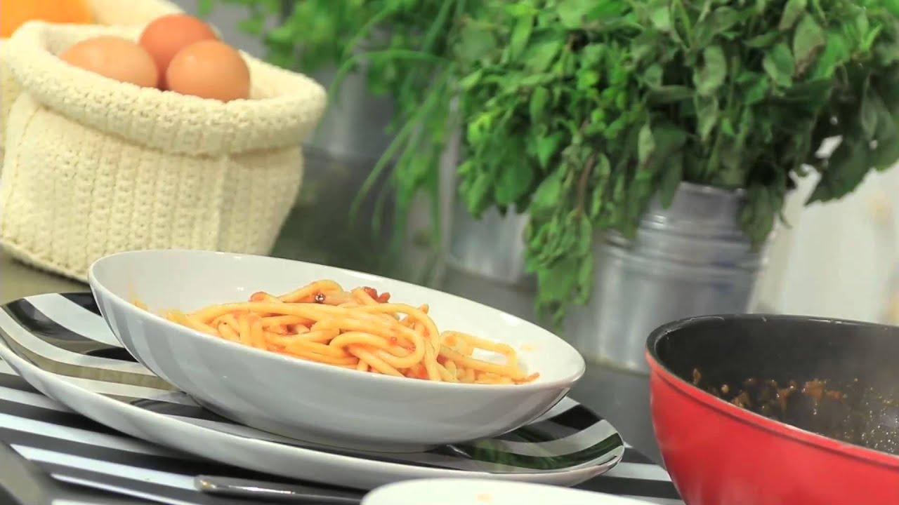 مكرونة بصوص الزبدة والطماطم المجففة - سلطة عدس بالبطاطس : بالهنا حلقة كاملة