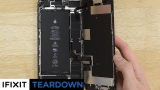 iPhone 8 Plus Teardown and Analysis!