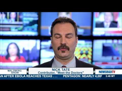 Malzberg   Nick Tate - Newsmax Deputy Health Editor