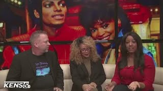 Love interest in 'Thriller' video speaks on Michael Jackson allegations