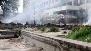 Последствия войны на востоке украины