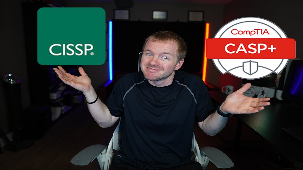 Download CISSP vs CASP+: Which is better for your cyber security career?