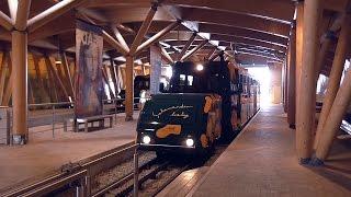 Szalamandra / Schneebergbahn