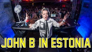 John B Epic Mission To Estonia! @ www.OfficialVideos.Net