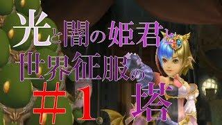 【レゲー】Wii用ソフト「光と闇の姫君と世界征服の塔 FINAL FANTASY CRYSTAL CHRONICLES」をプレイ! #01