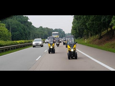 Adiva and Bikers Kulaijaya Day Trip 20 May 2018