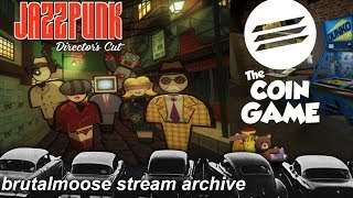 Jazzpunk / The Coin Game