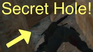 MGSV Phantom Pain - Top 5 Hidden Places Metal Gear Solid 5