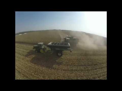 Harvest 2015 DRW farms