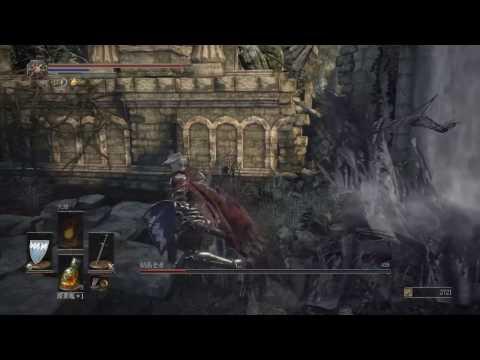 Dark Souls III BOSS 結晶老者