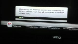 FIFA 12 ultimate team error(FIFA 12 ultimate team error., 2011-09-27T18:48:43.000Z)