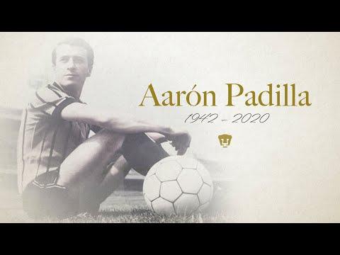 ¡Gracias, Aarón Padilla!