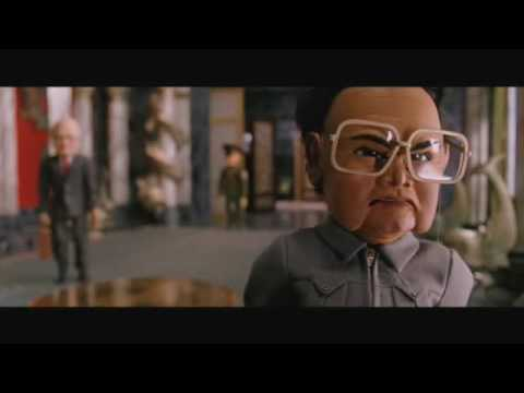 Team America - Hans Blix bei Kim Jong Il